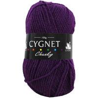 Cygnet Chunky Damson Yarn - 100g