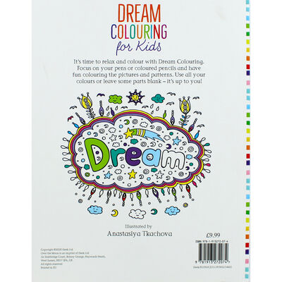 Dream Colouring for Kids image number 3