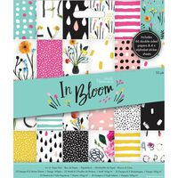 In Bloom Paper Pad 6 x 6 Inch