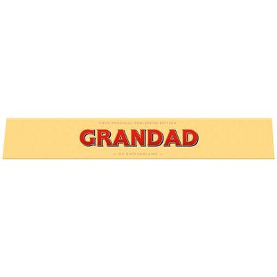 Toblerone Milk Chocolate 100g – Grandad image number 1