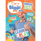 Blippi Official Annual 2022 image number 1