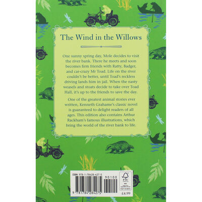 The Wind in the Willows image number 2