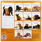 Furry Friends 2022 Square Calendar image number 3