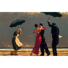 1000 Piece Jack Vettriano - The Singing Butler Jigsaw Puzzle image number 2