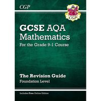 CGP GCSE Maths Grade 9-1: The Revision Guide