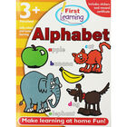 First Learning Alphabet Workbook: Pre-School image number 1