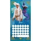 Disney Aladdin Official 2020 Calendar image number 2
