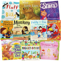The Sun Will Come Out: 10 Kids Picture Books Bundle