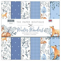 Winter Wonders Paper Pad