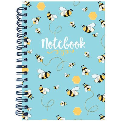 A6 Bees Wiro Notebook image number 1