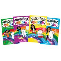 The Naughtiest Unicorn: 4 Book Collection