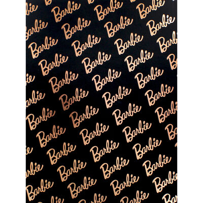 Barbie Ring Binder - Black image number 2