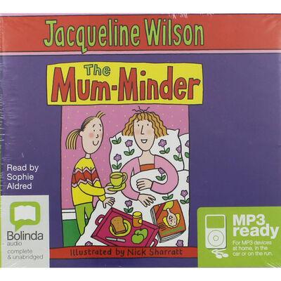 The Mum-Minder: MP3 CD image number 1