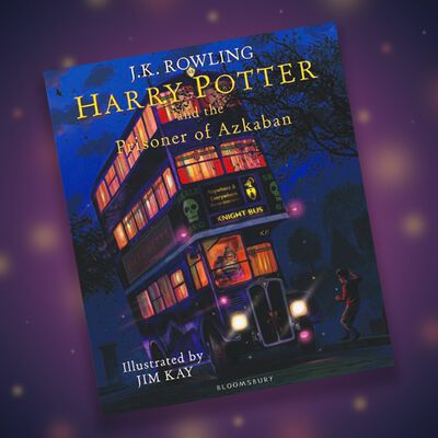 Harry Potter and the Prisoner of Azkaban: Illustrated Edition image number 6