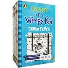 Diary of a Wimpy Kid: 6 Book Collection image number 1