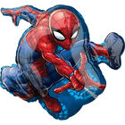 22 Inch Spiderman Shape Helium Balloon image number 1