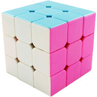 Magic Neon Cube