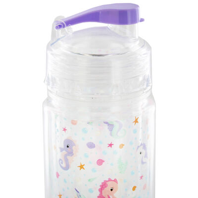 Seahorse Plastic 500ml Drinks Bottle image number 2
