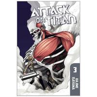 Attack on Titan: Volume 3