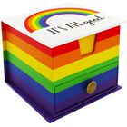 Rainbow Memo Cube image number 1