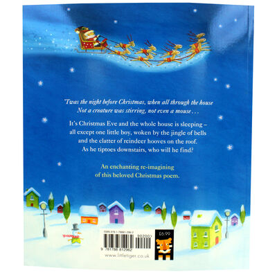 The Night Before Christmas: Pack of 10 Kids Picture Book Bundle image number 3