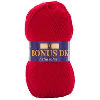 Bonus DK: Signal Red Yarn 100g