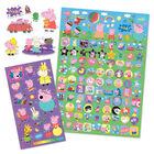Peppa Pig Mega Sticker Pack image number 2