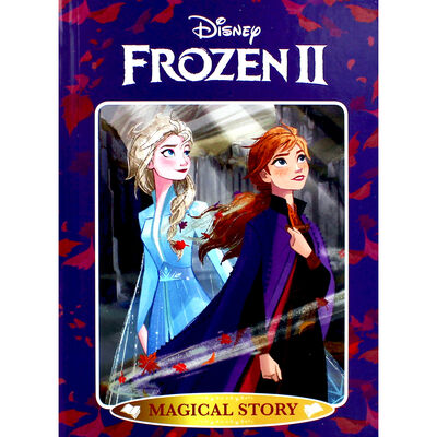 Disney Frozen 2 Magical Story image number 1