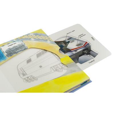 Amazing Vehicles - Magic Skeleton Book image number 4