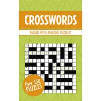 Crosswords Book: Over 450 Puzzles
