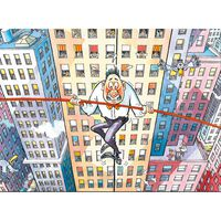 Wasgij Original 9 High and Dry 150 Piece Jigsaw Puzzle