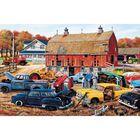 Barnyard Gems 1000 Piece Jigsaw Puzzle image number 2