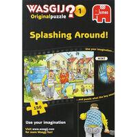Wasgij Original 1 Splashing Around 150 Piece Jigsaw Puzzle
