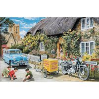 Bakers Delivery 1000 Piece Jigsaw Puzzle