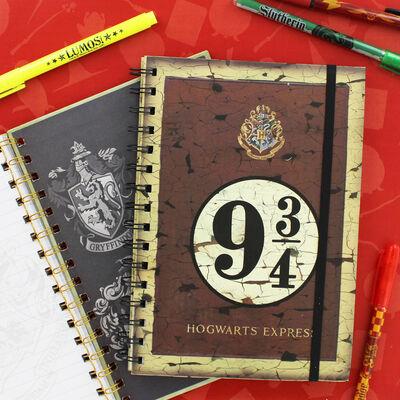 A5 Harry Potter Hogwarts Express Notebook image number 2