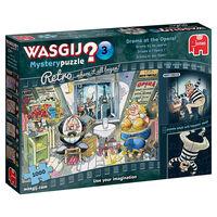 Wasgij Retro Mystery 3 Drama at the Opera 1000 Piece Jigsaw Puzzle