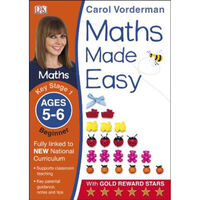 Maths Made Easy: Ages 5-6