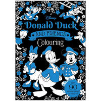 Disney Donald Duck & Friends Colouring