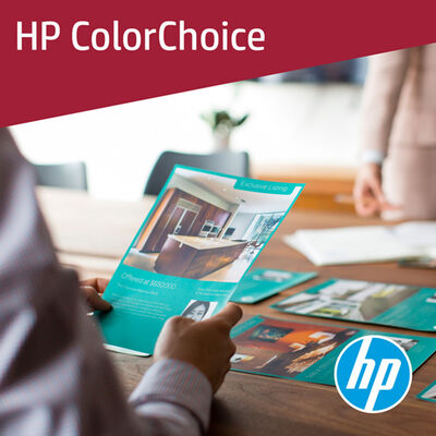 HP A4 Colour Choice 100gsm Laser Printer Paper - 500 Sheets image number 4