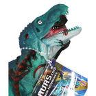 Turquoise Tyrannosaurus Rex Dinosaur Figurine image number 2