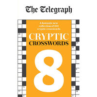 The Telegraph Cryptic Crosswords 8