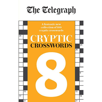 The Telegraph Cryptic Crosswords 8 image number 1