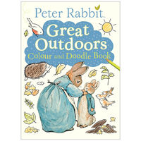 Peter Rabbit Great Outdoors Colour and Doodle Book