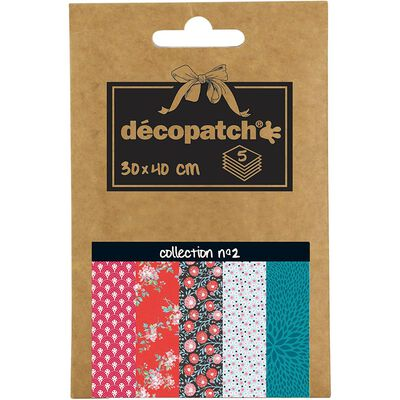 Decopatch Pocket Papers - Collection 2 image number 1
