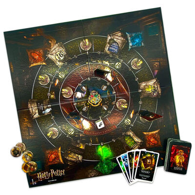 Harry Potter Diagon Alley Dash Board Game image number 2