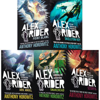 Alex Rider: The 10 Book Collection