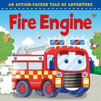 Fire Engine Touch And Feel Book