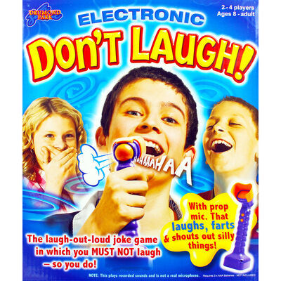 Electronic Dont Laugh Game image number 2