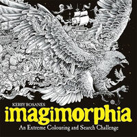 Imagimorphia - An Extreme Colouring and Search Challenge