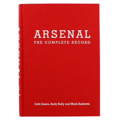 Arsenal: The Complete Record Special Limited Edition image number 2
